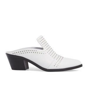 1.State – Lon Leather Casual Studded Mule …